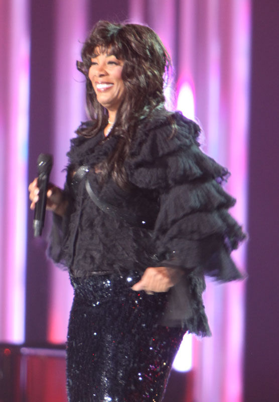 Photo of Donna Summer: American singer and songwriter