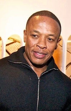 Photo of Dr. Dre: American record producer, rapper, entrepreneur, and actor