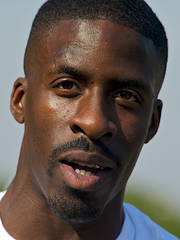 Photo of Dwain Chambers: English sprint athlete
