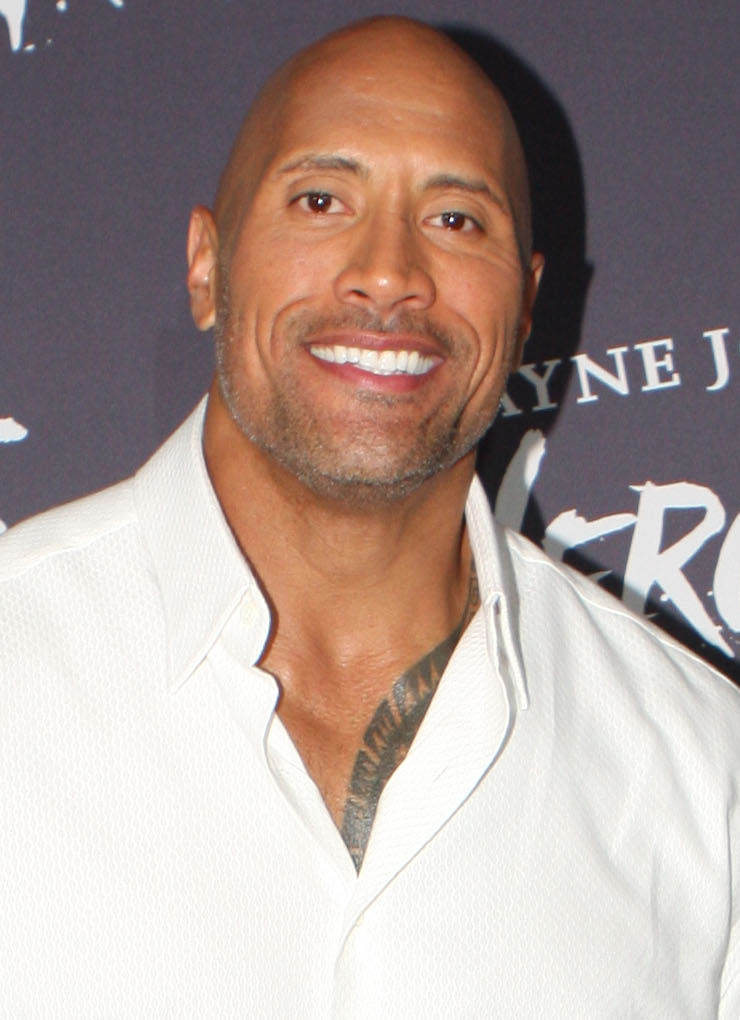 Photo of Dwayne Johnson: American actor and professional wrestler