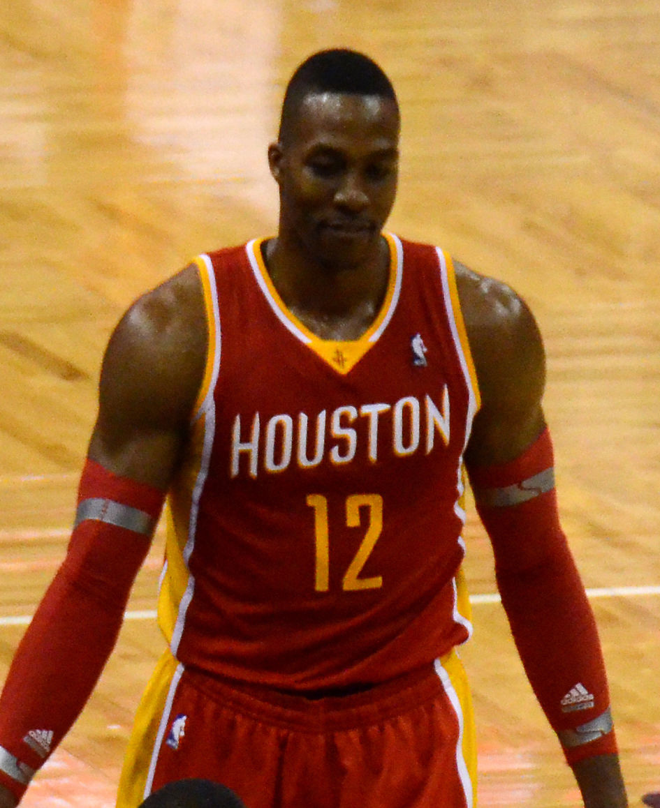 Photo of Dwight Howard: American basketball player