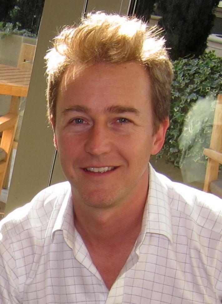 Photo of Edward Norton: American actor