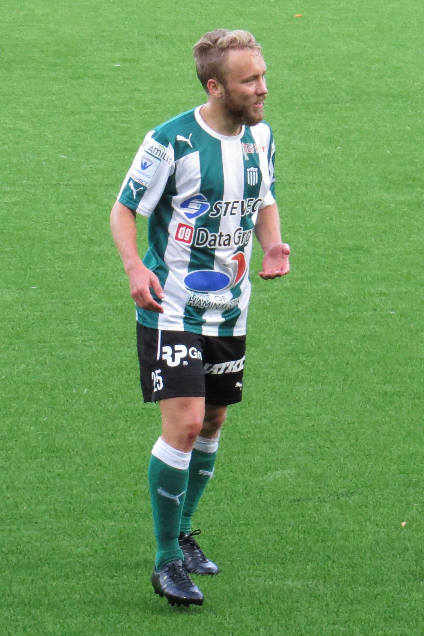 Photo of Eetu Muinonen: Footballer