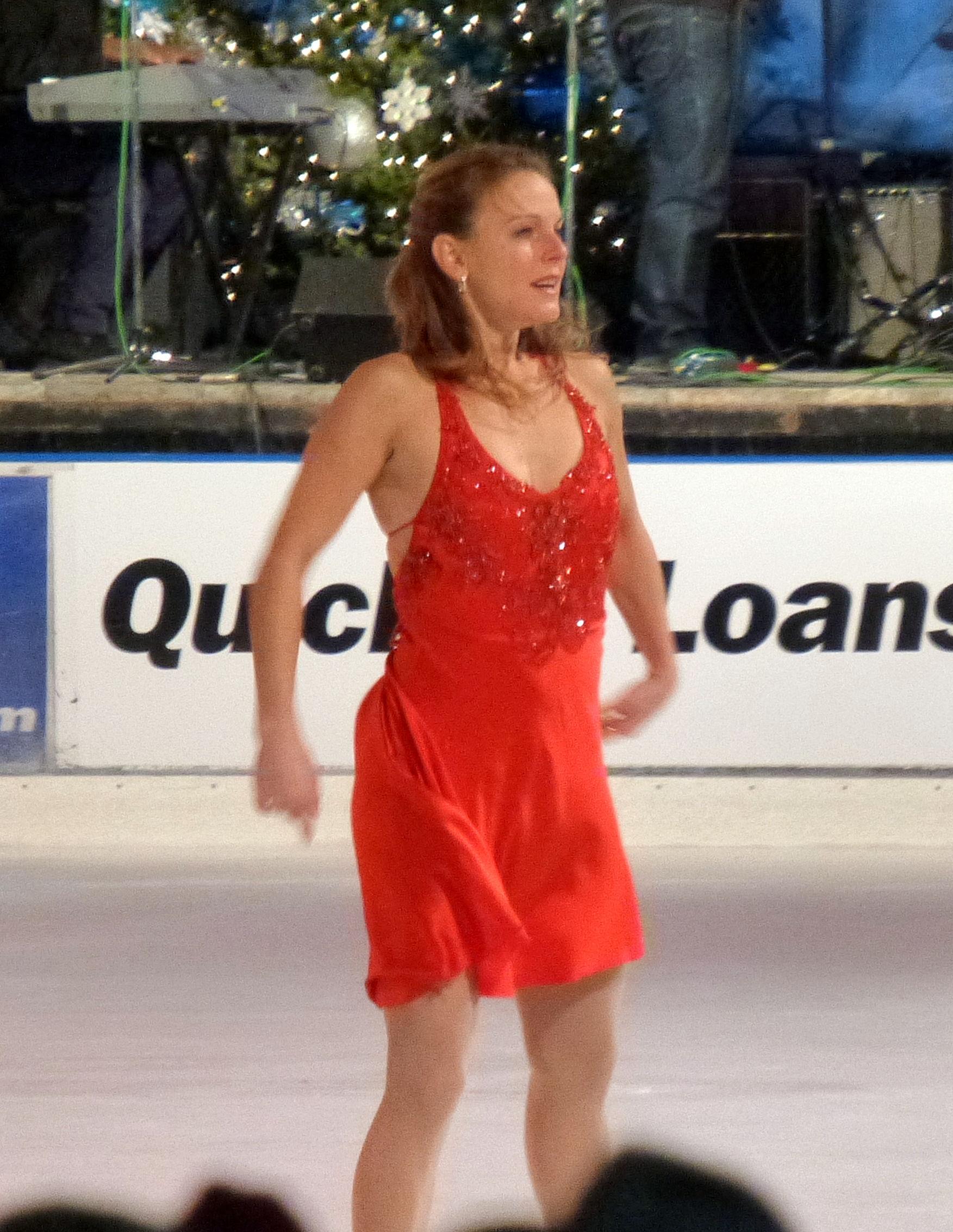 Photo of Ekaterina Gordeeva: Figure skater