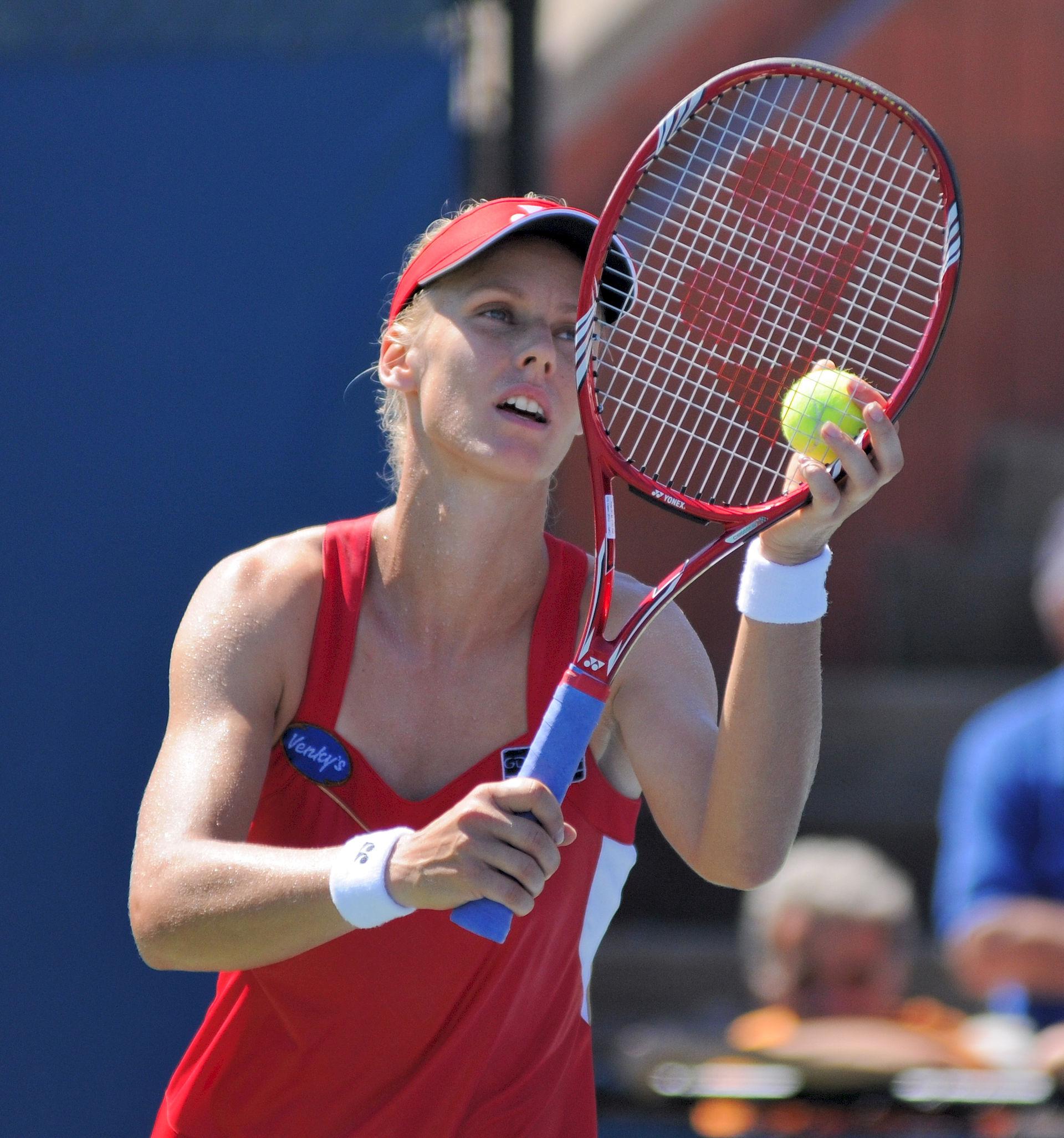 Photo of Elena Dementieva: Russian tennis player