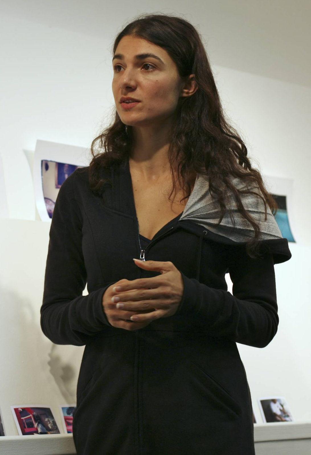 Photo of Elinor Carucci: American photographer