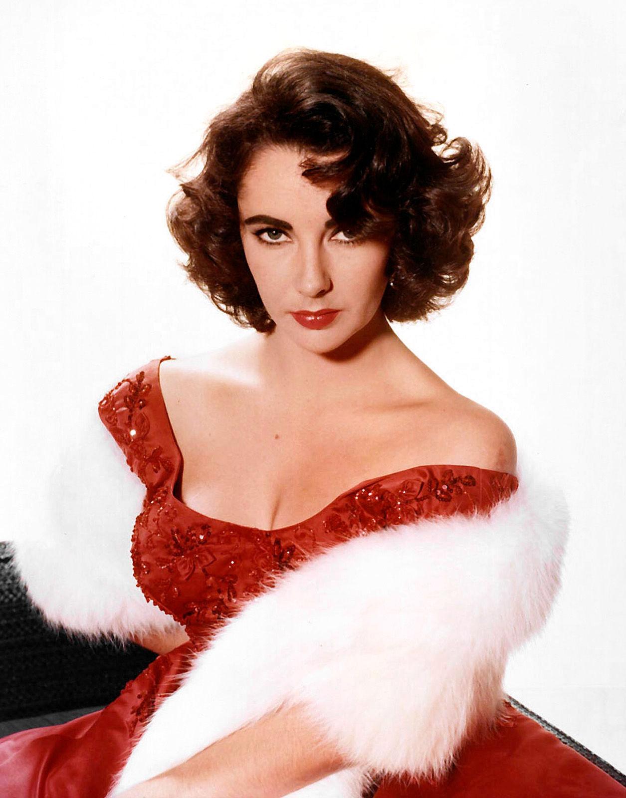 Photo of Elizabeth Taylor: British-American actress