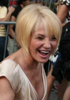 Photo of Ellen Barkin: American actress