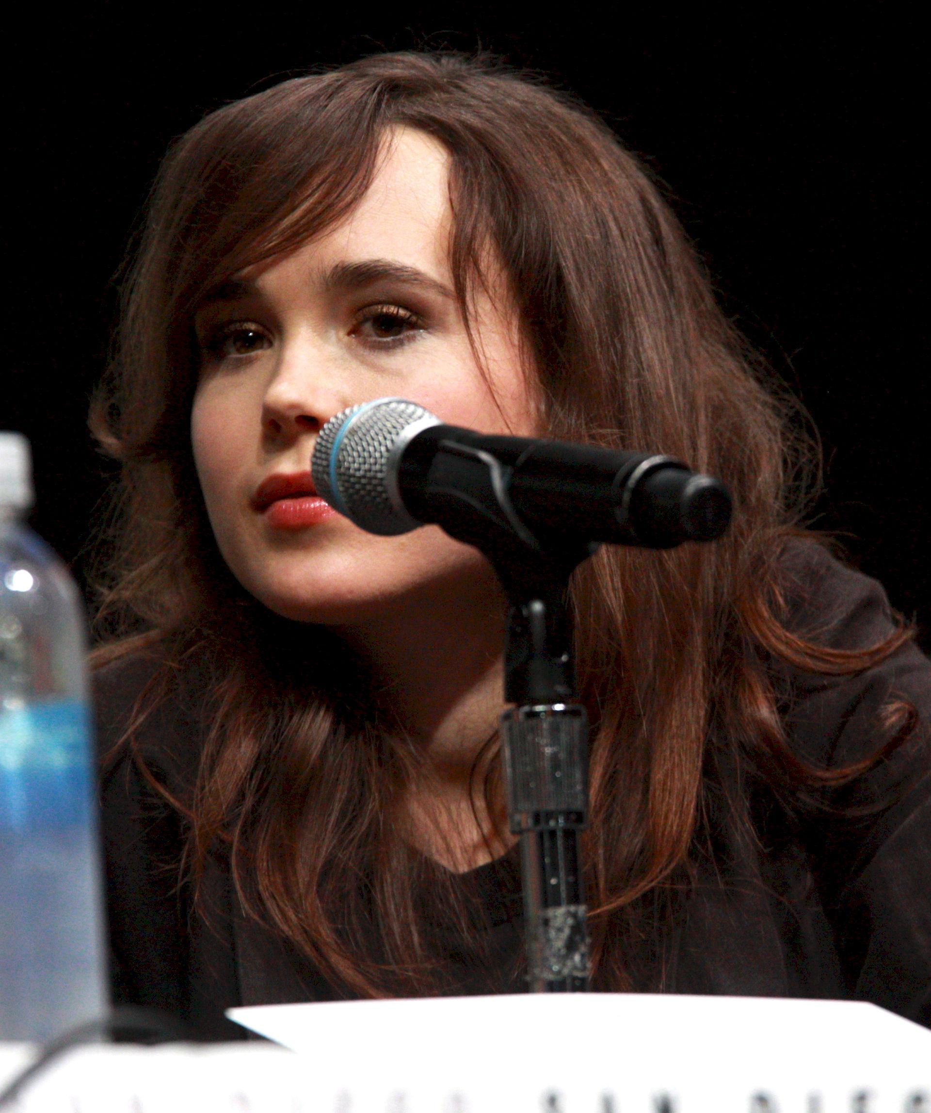 Photo of Ellen Page: Actress