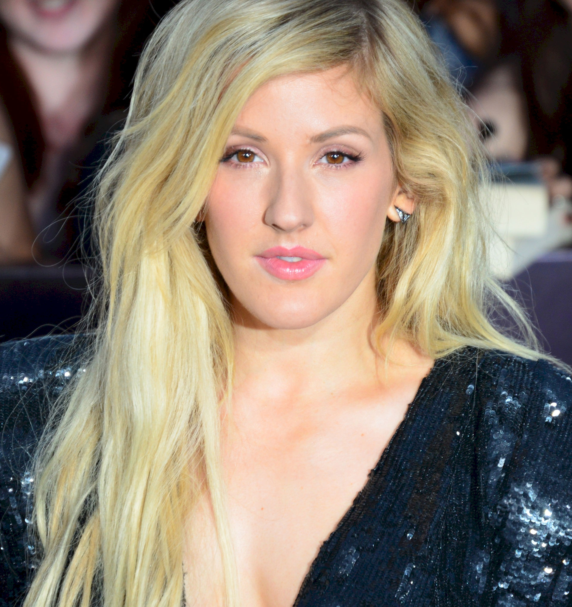 Photo of Ellie Goulding: English singer-songwriter and multi-instrumentalist