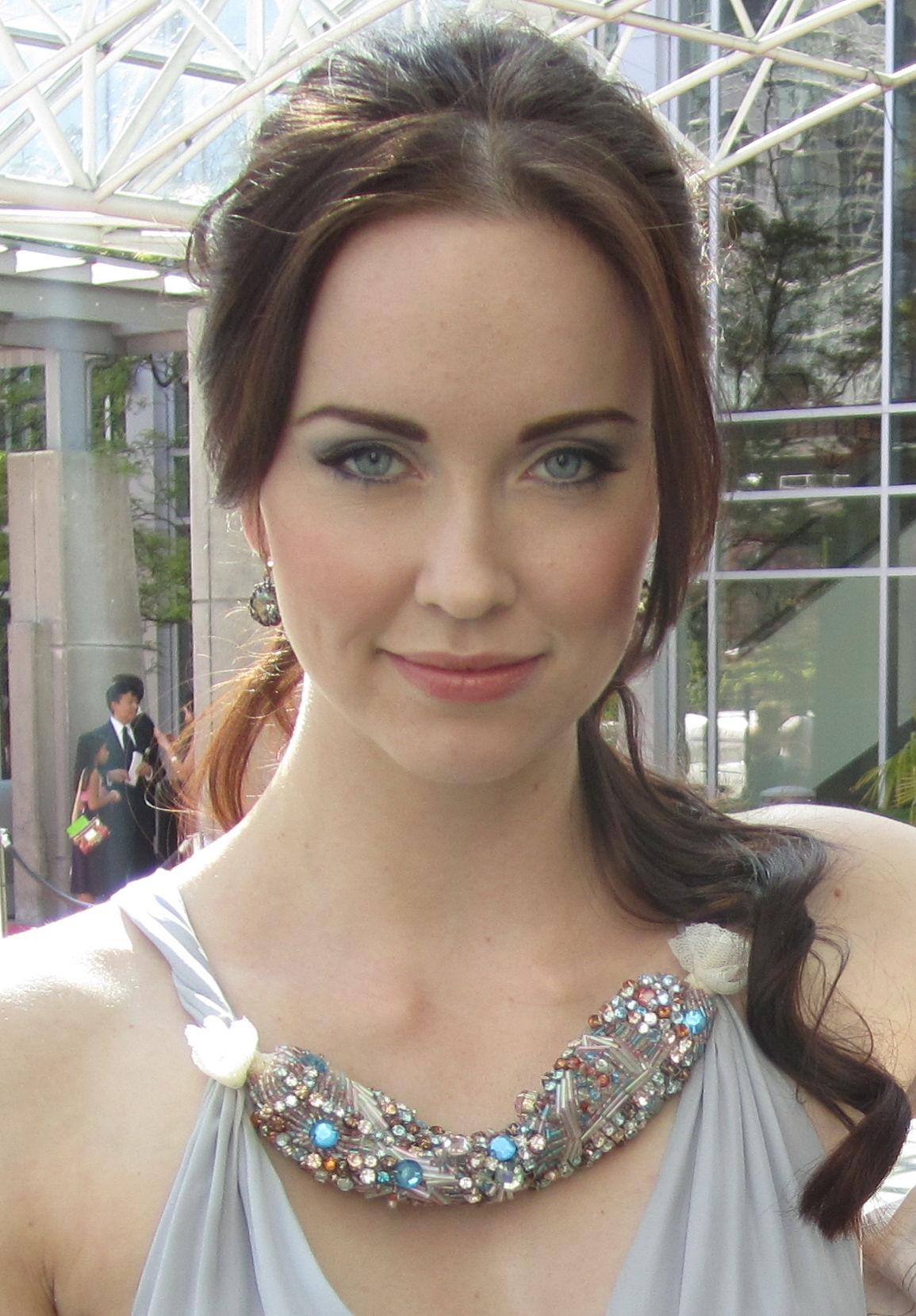 Photo of Elyse Levesque: Canadian actress