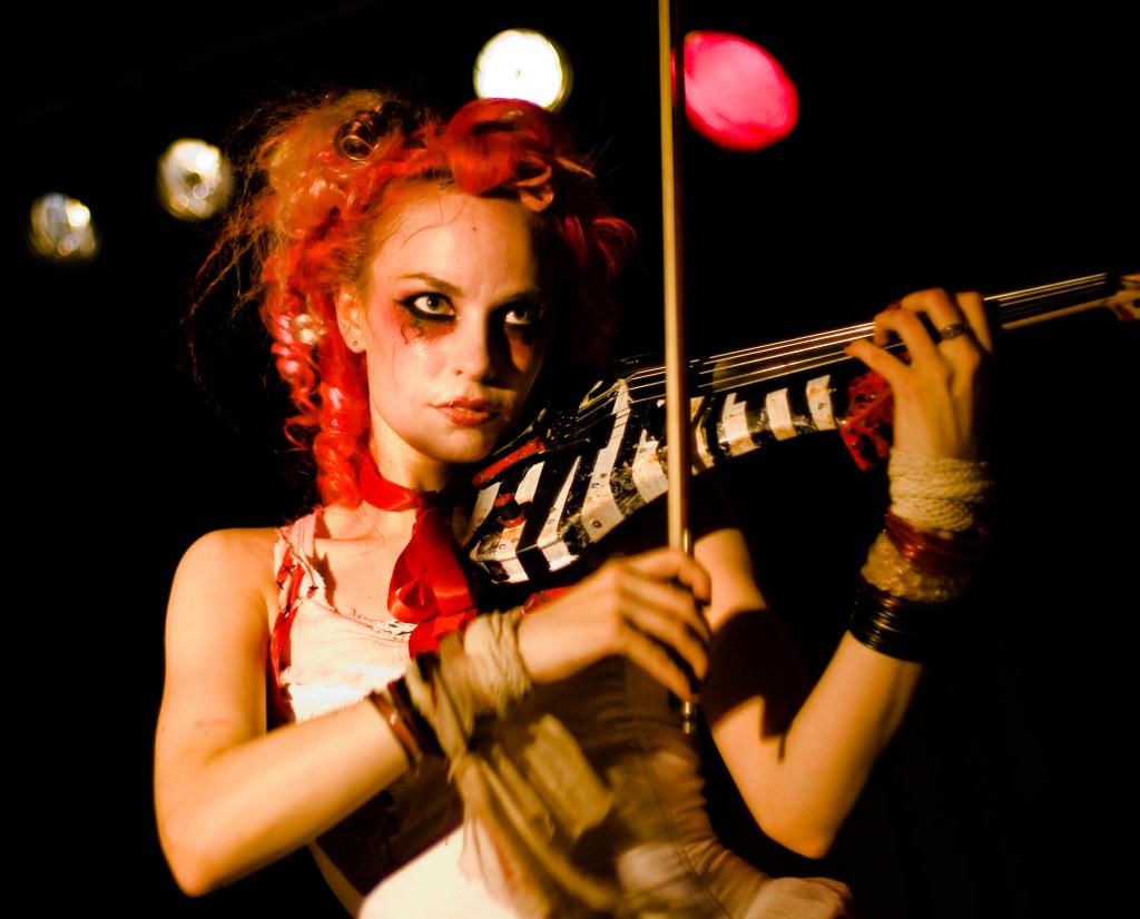 Photo of Emilie Autumn: American musician