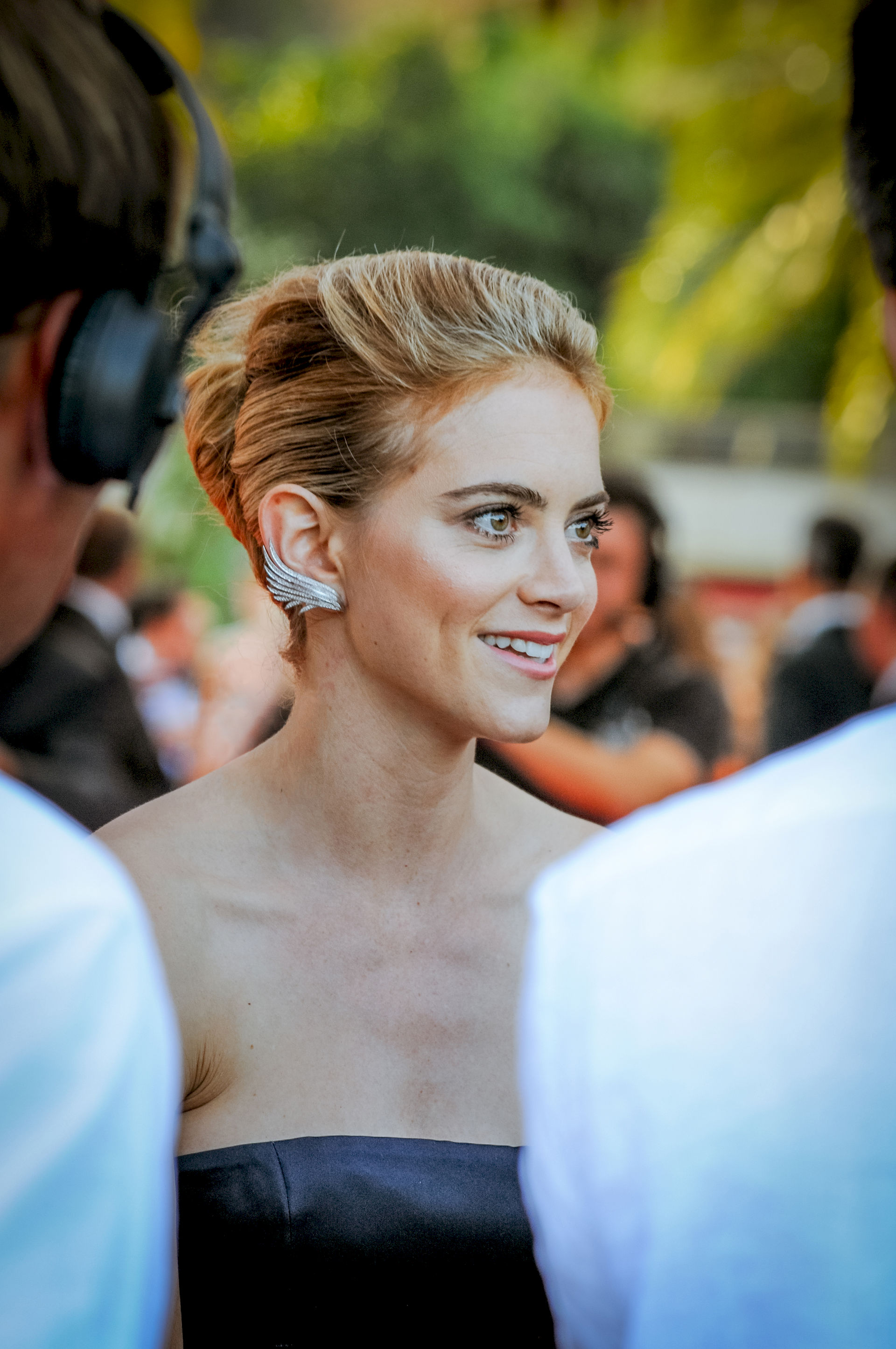 Photo of Emily Wickersham: American actress