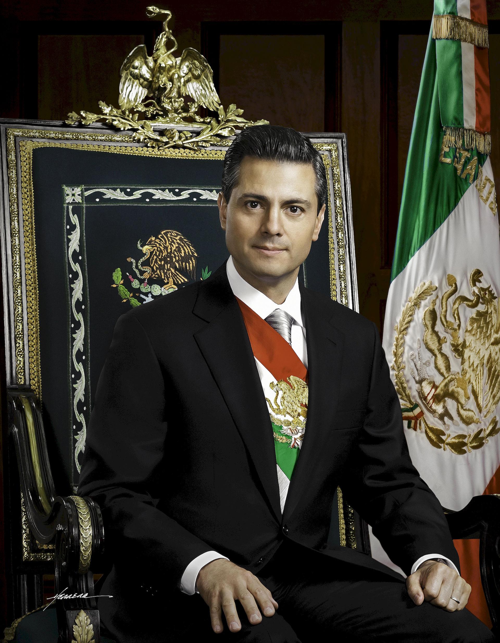 Photo of Enrique Peña Nieto: 57th President of Mexico