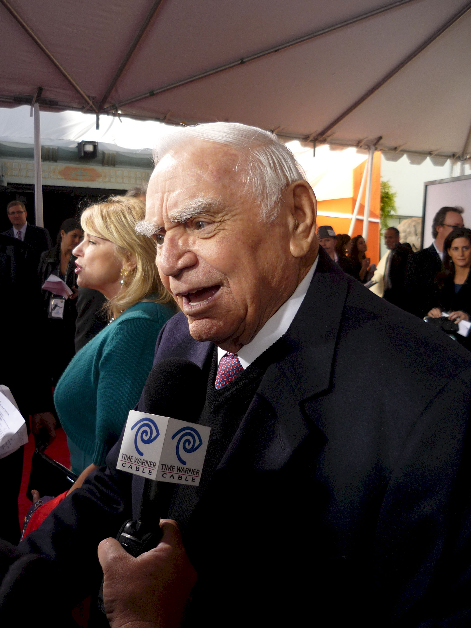 Photo of Ernest Borgnine: American actor