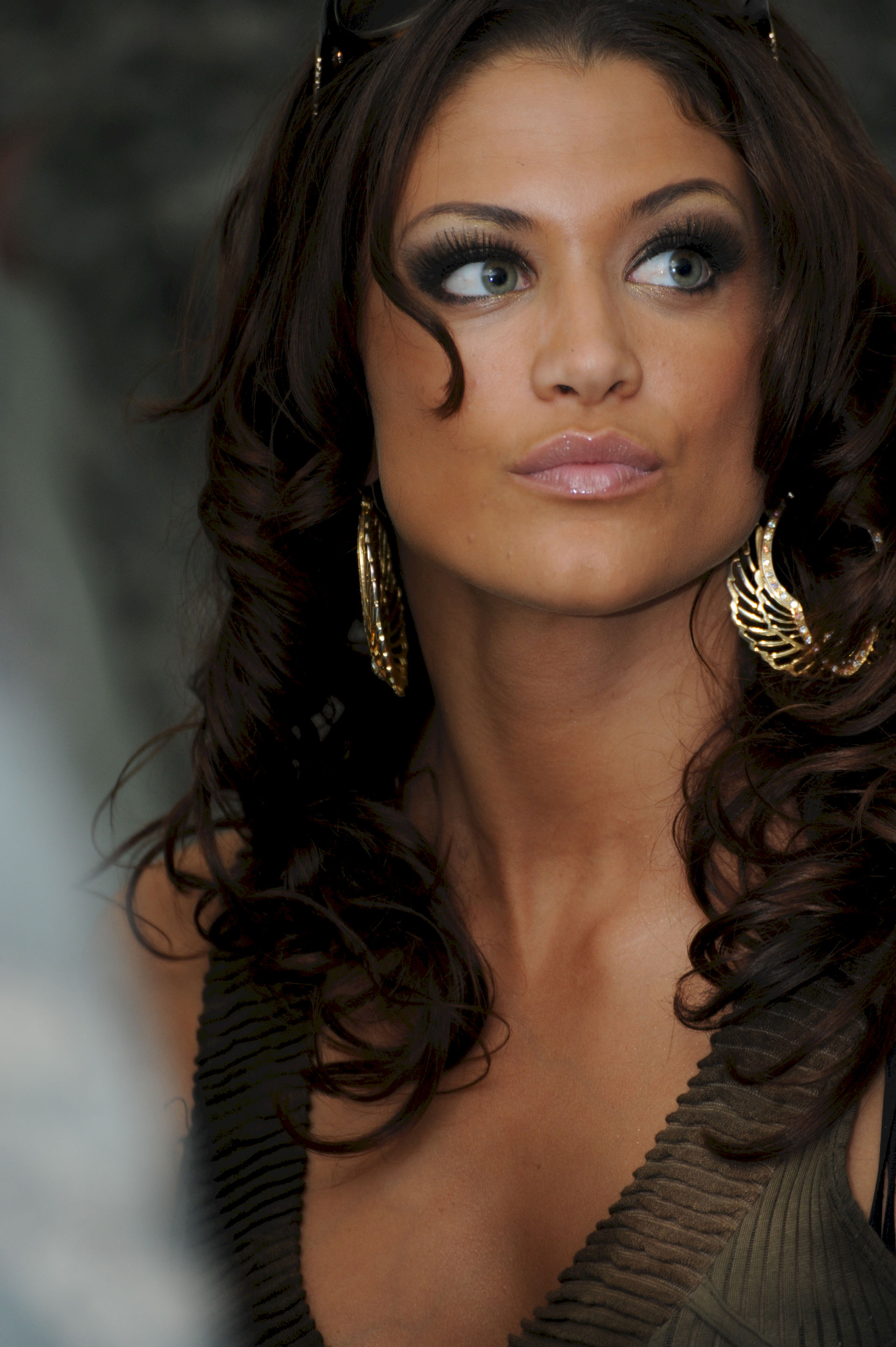 Photo of Eve Torres: American professional wrestler, actress, dancer, and model