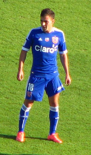 Photo of Felipe Gallegos: Chilean footballer