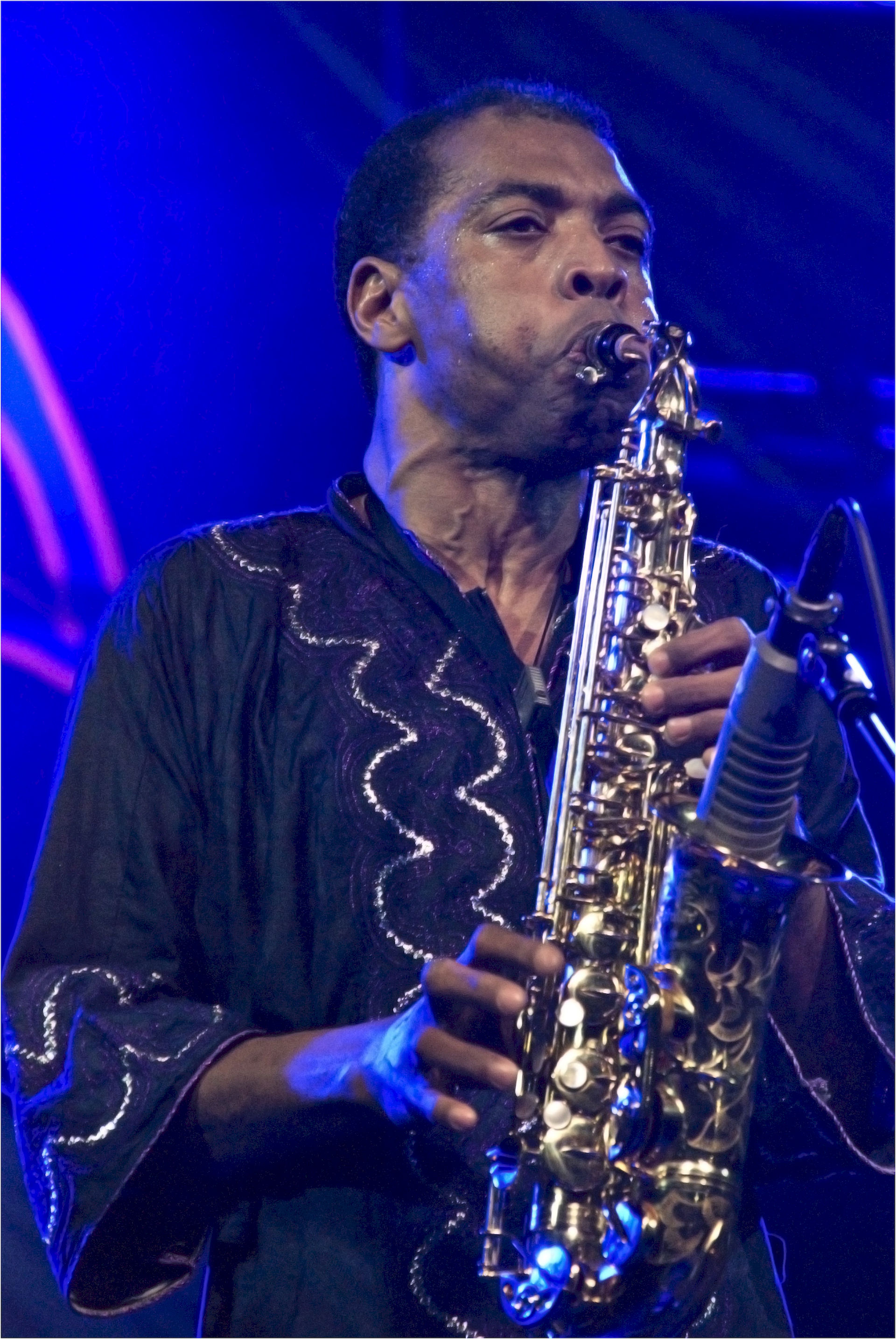 Photo of Femi Kuti: Nigerian musician