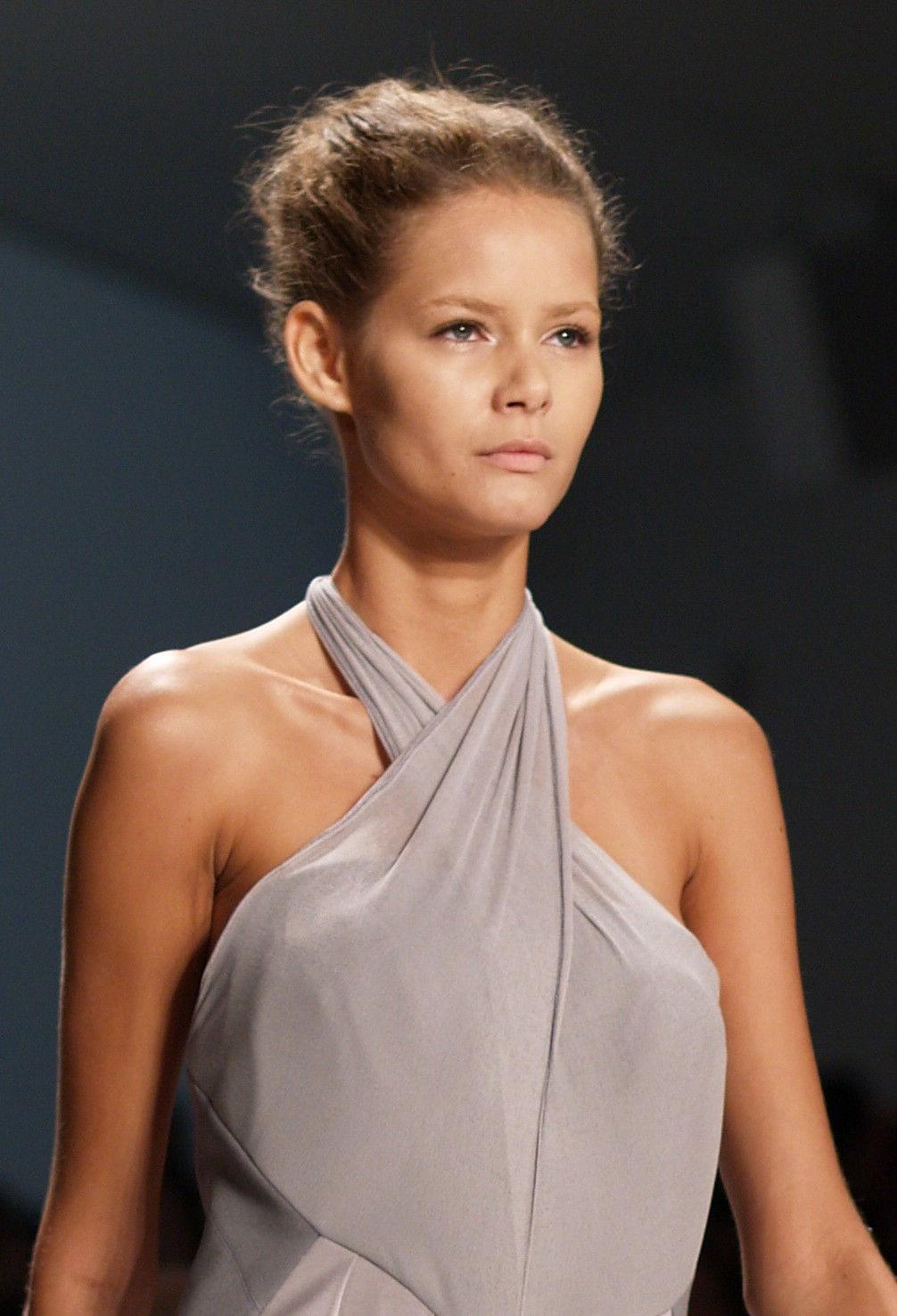 Photo of Flávia de Oliveira: Brazilian model