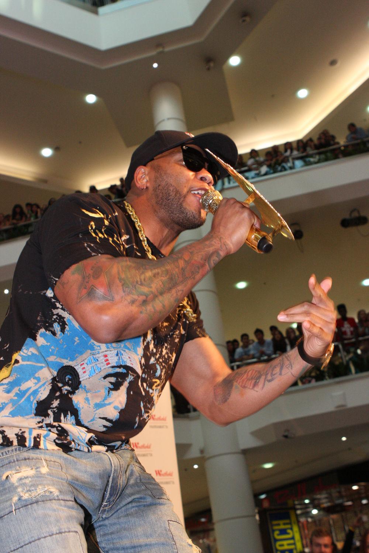 Photo of Flo Rida: Rapper