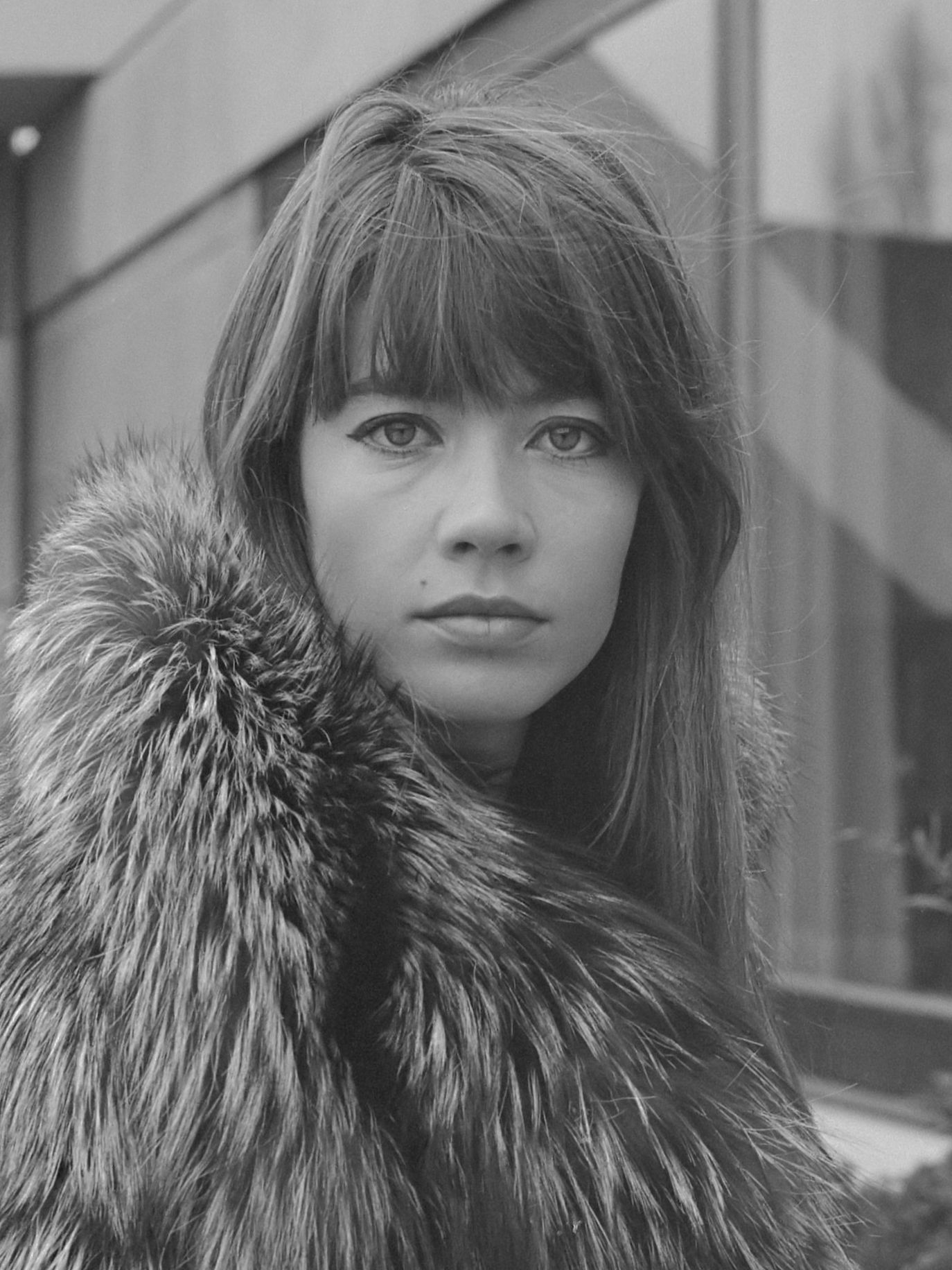 Photo of Françoise Hardy: French singer and actress
