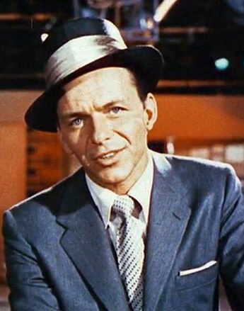 Photo of Frank Sinatra: American singer and film actor