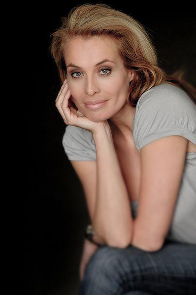 Photo of Frederique van der Wal: Dutch model