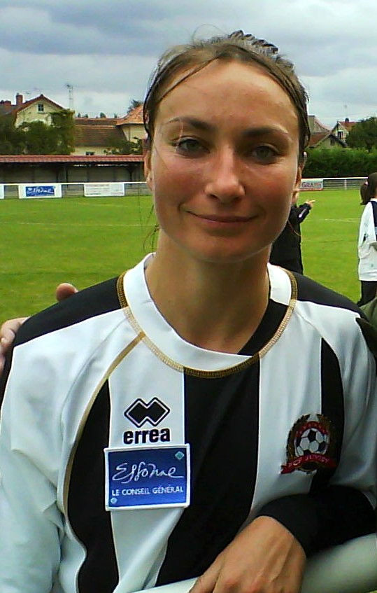 Photo of Gaëtane Thiney: Association football player