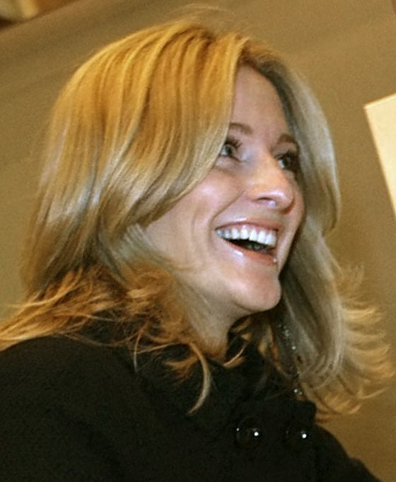 Photo of Gabby Logan: British gymnast, television and radio presenter