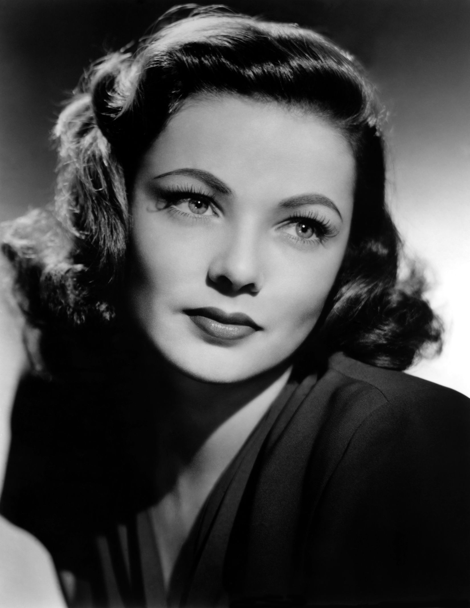 Photo of Gene Tierney: American actress