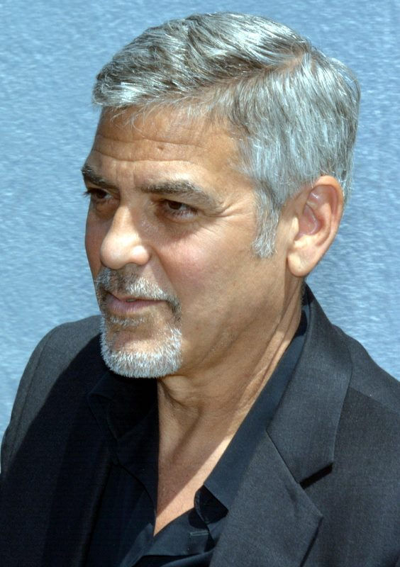 Photo of George Clooney: Actor and director from the United States