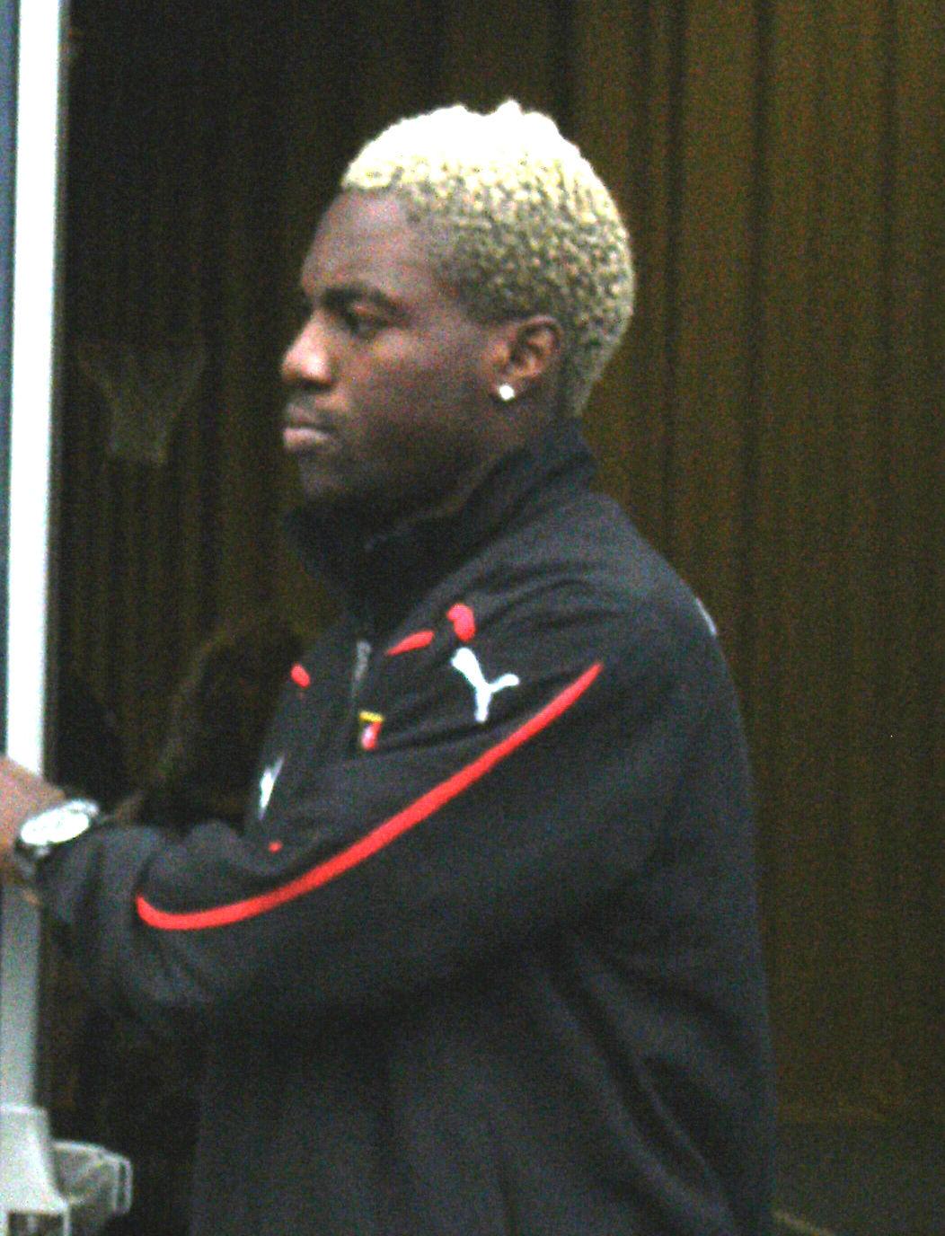 Photo of Georges Mandjeck: Cameroonian footballer