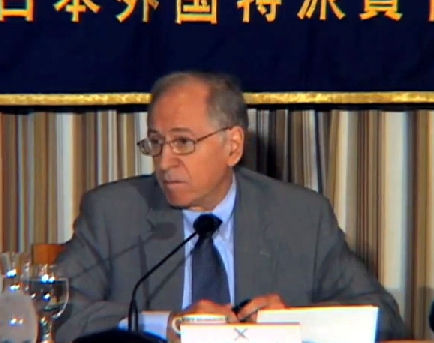 Photo of Gerald Curtis: American political scientist