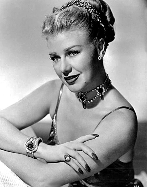 Photo of Ginger Rogers: American actress and dancer