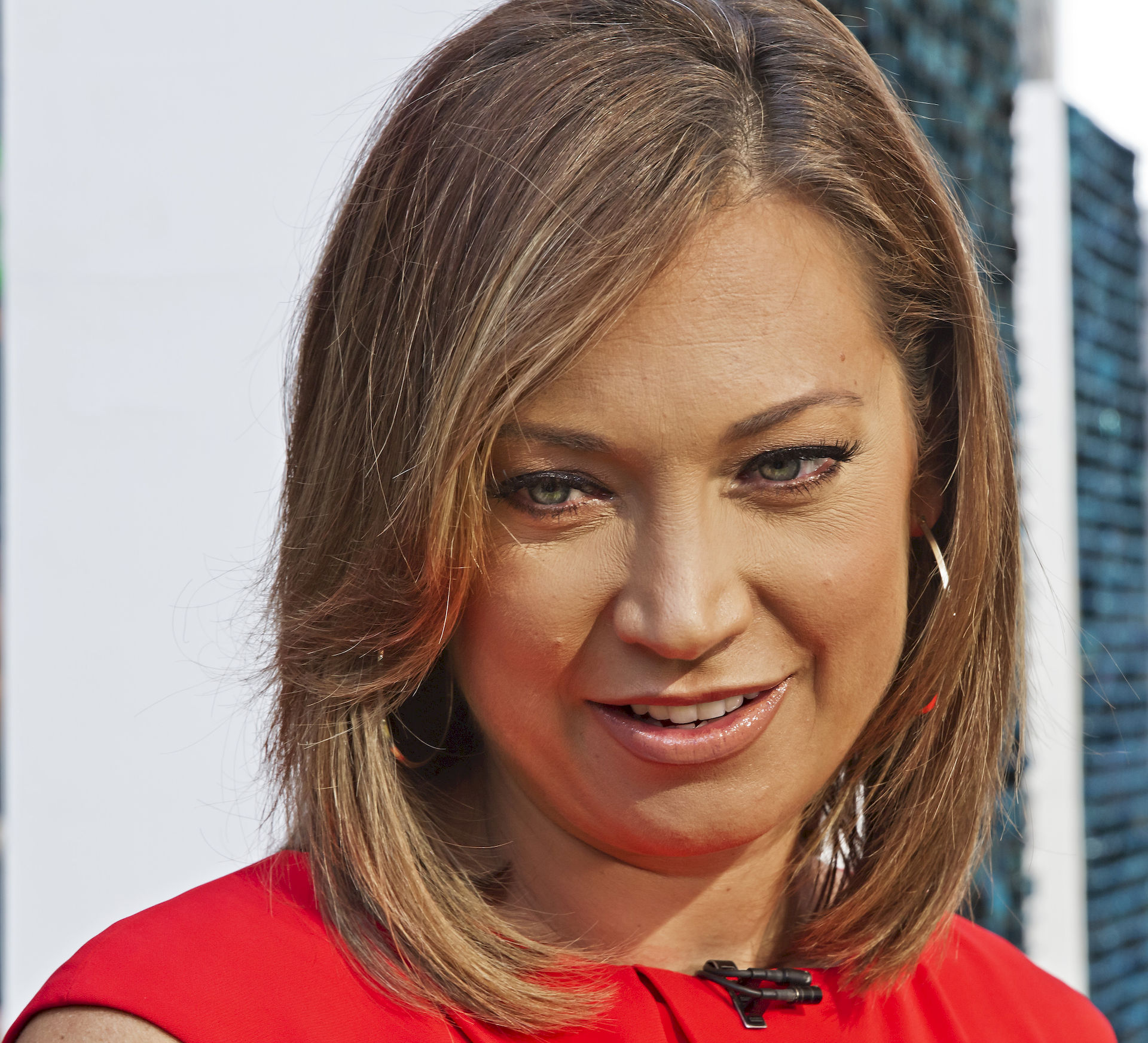 Photo of Ginger Zee: American meteorologist and television personality