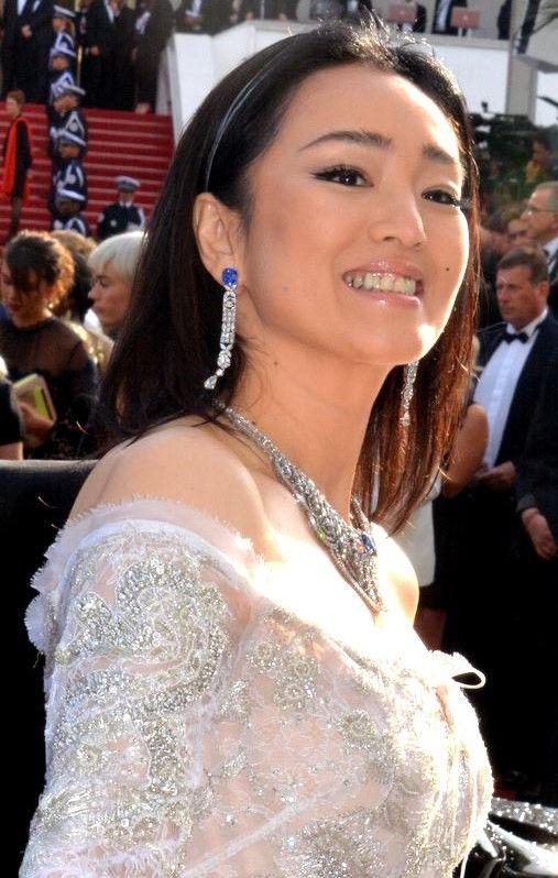 Photo of Gong Li: Chinese Singaporean actress