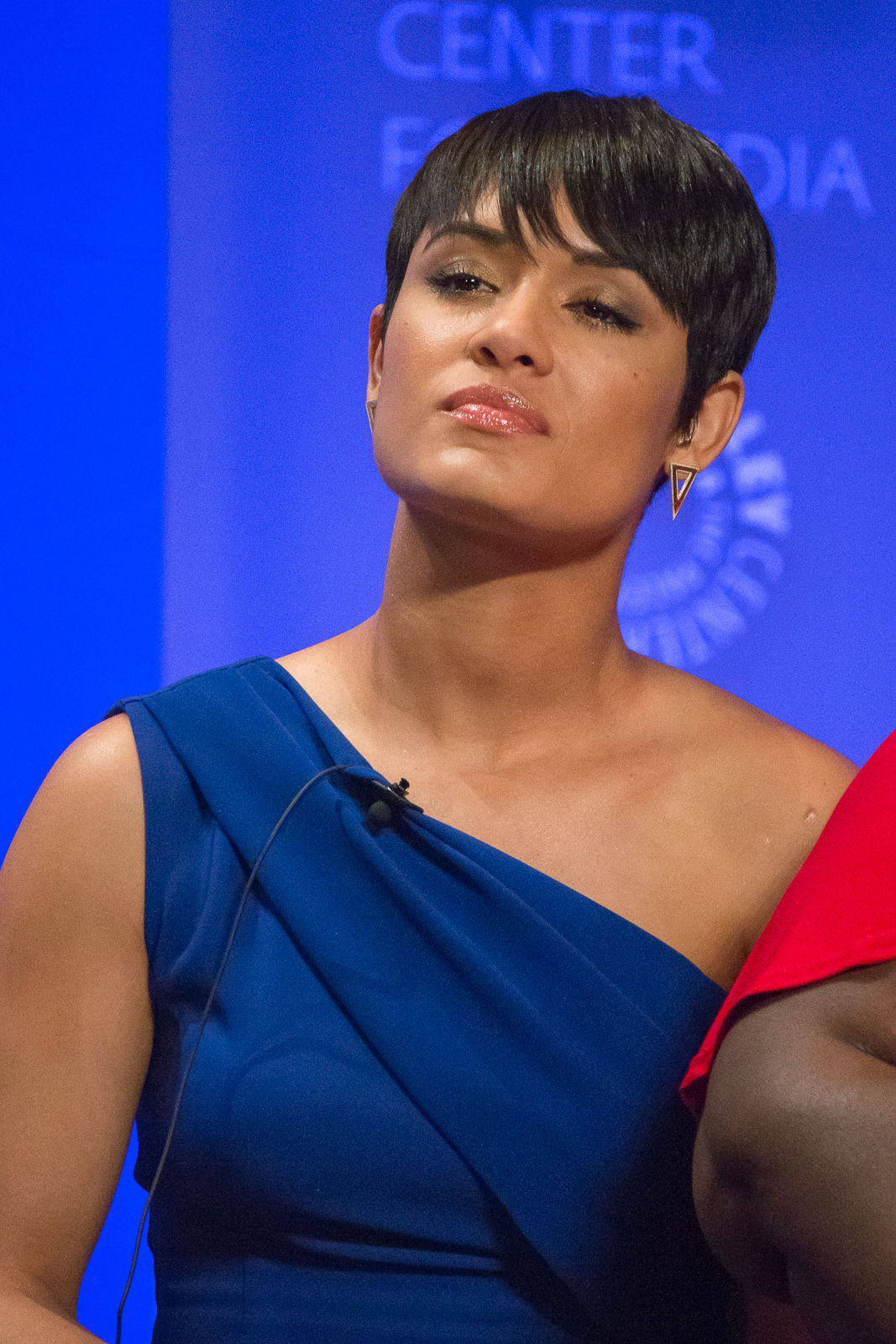 Photo of Grace Gealey: Caymanian-born American actress