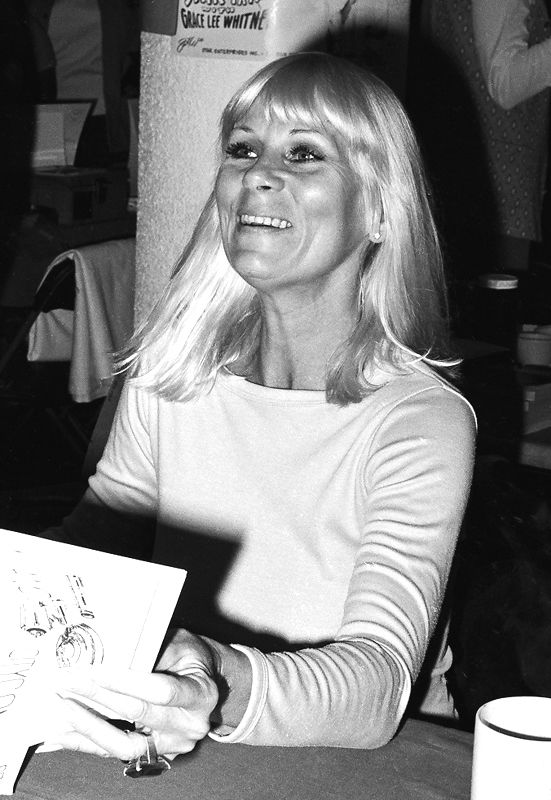 Photo of Grace Lee Whitney: American actress and entertainer