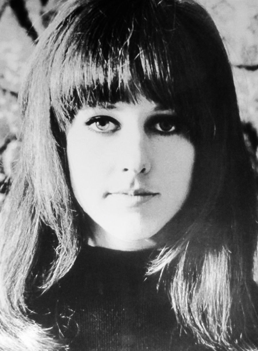 Photo of Grace Slick: American musician, writer and painter