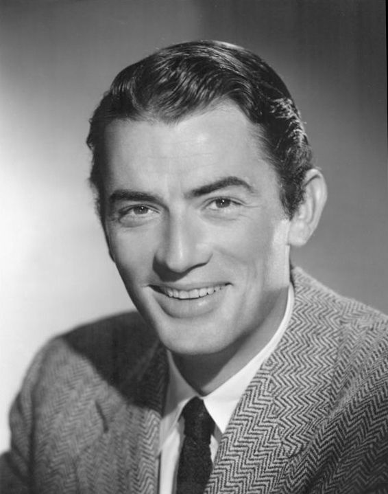 Photo of Gregory Peck: American actor
