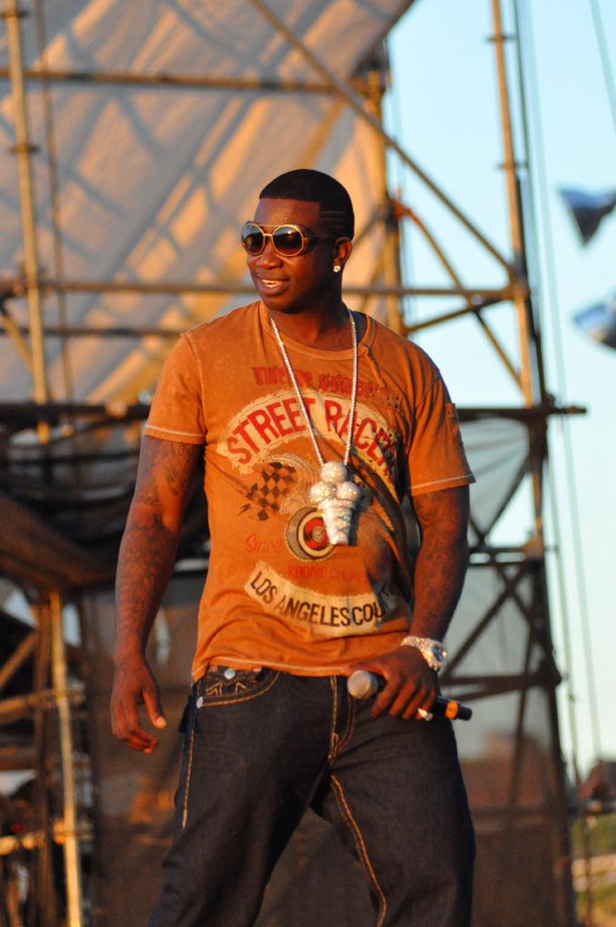 Photo of Gucci Mane: American rapper