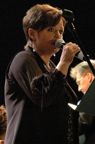 Photo of Hanna Banaszak: Polish jazz singer and poet
