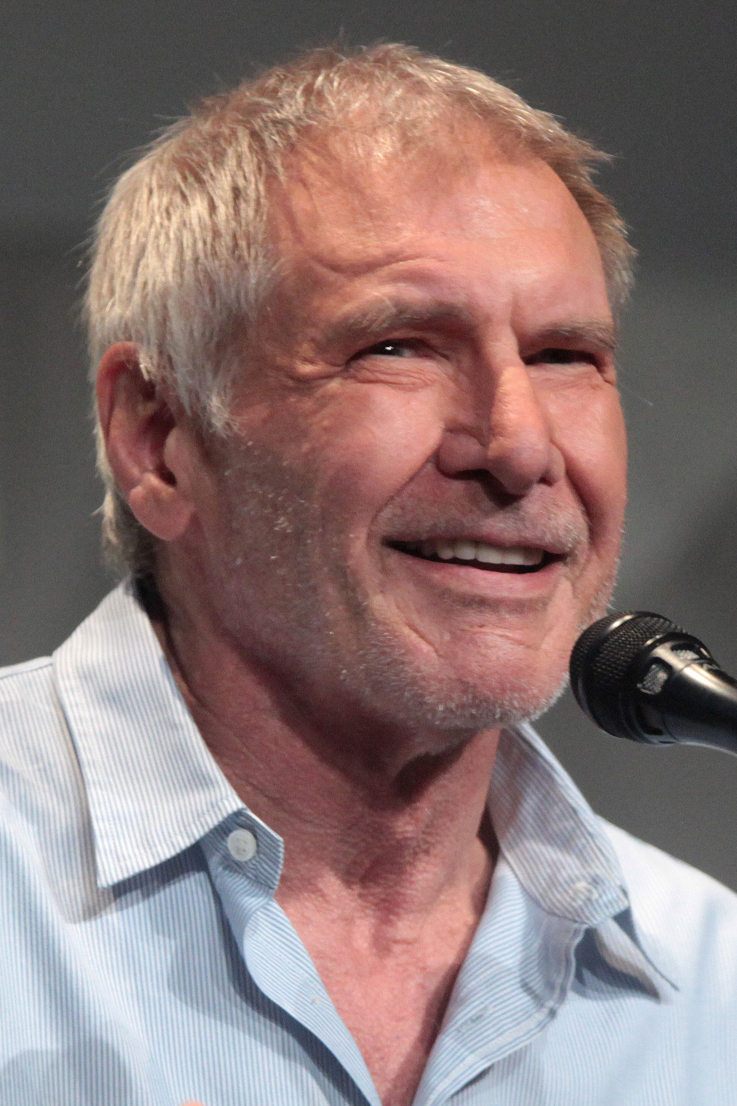 Photo of Harrison Ford: American film actor and producer