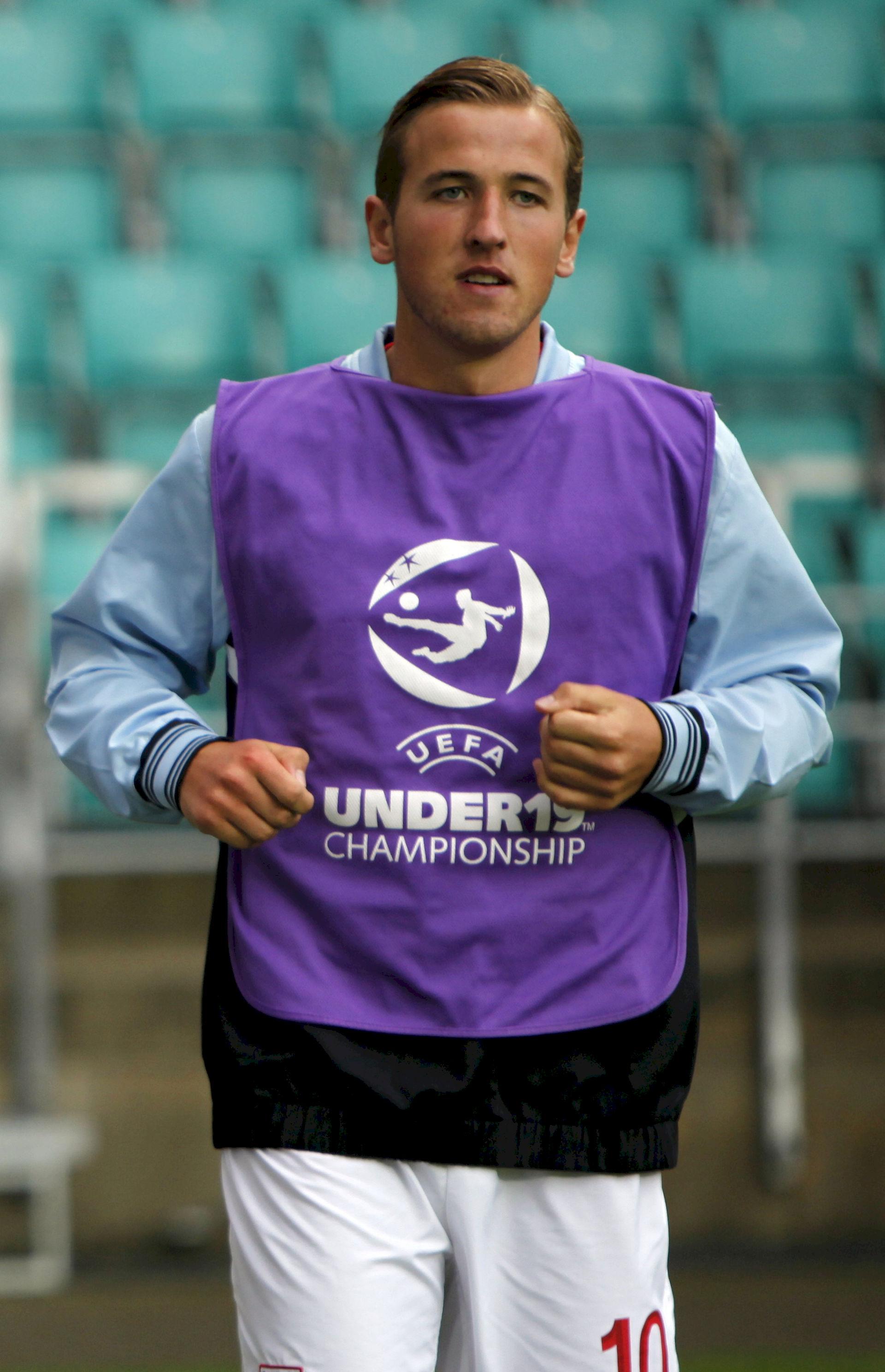 Photo of Harry Kane: English professional footballer
