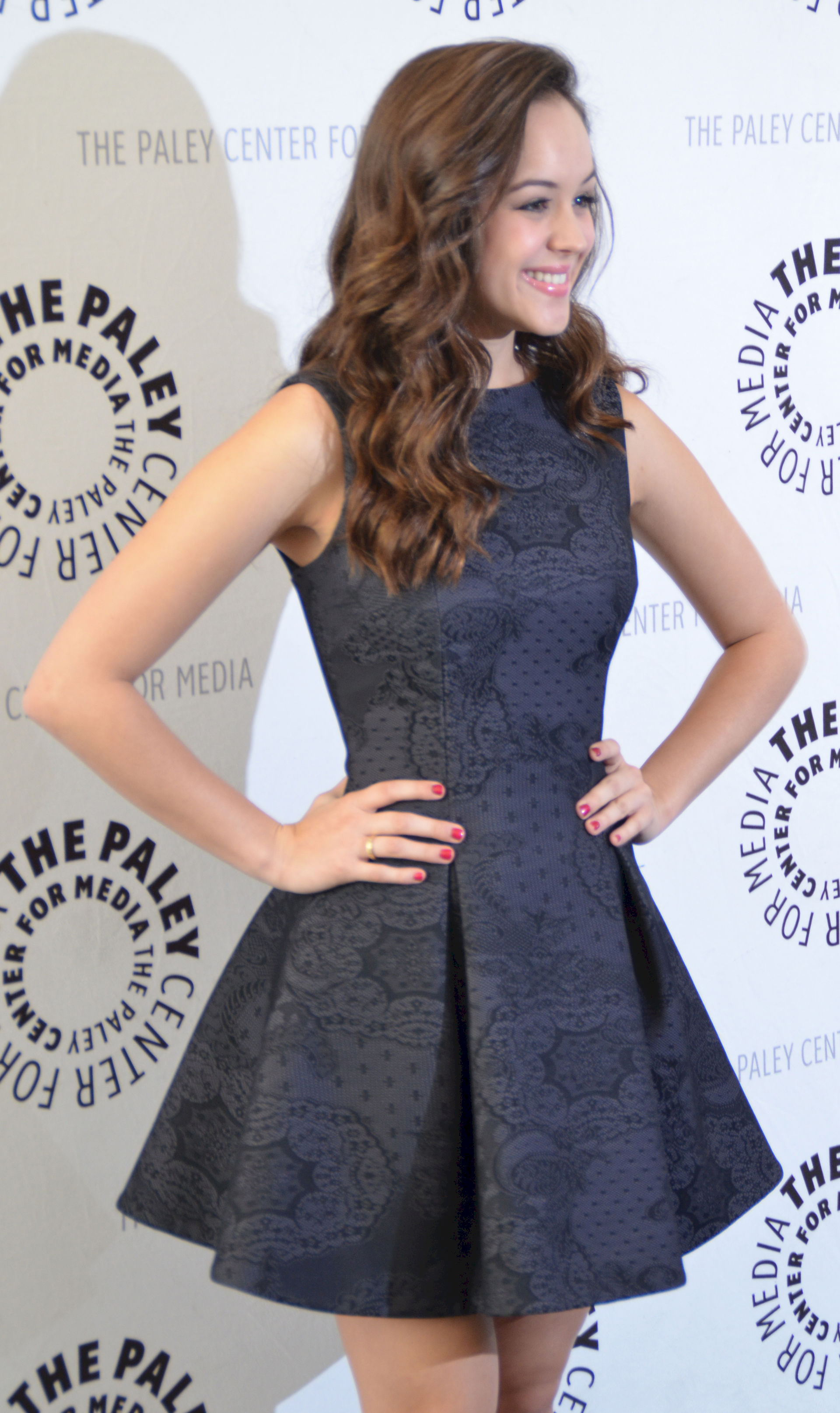 Photo of Hayley Orrantia: American actress and singer