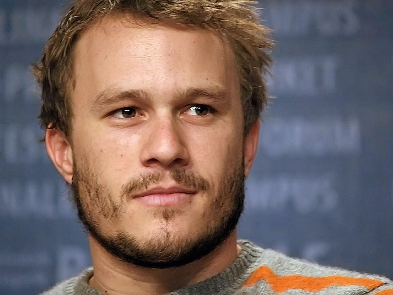 Photo of Heath Ledger: Australian actor and director