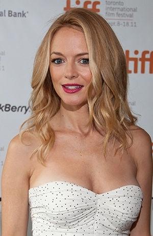 Photo of Heather Graham: American actress