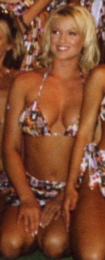 Photo of Heather Kozar: American model