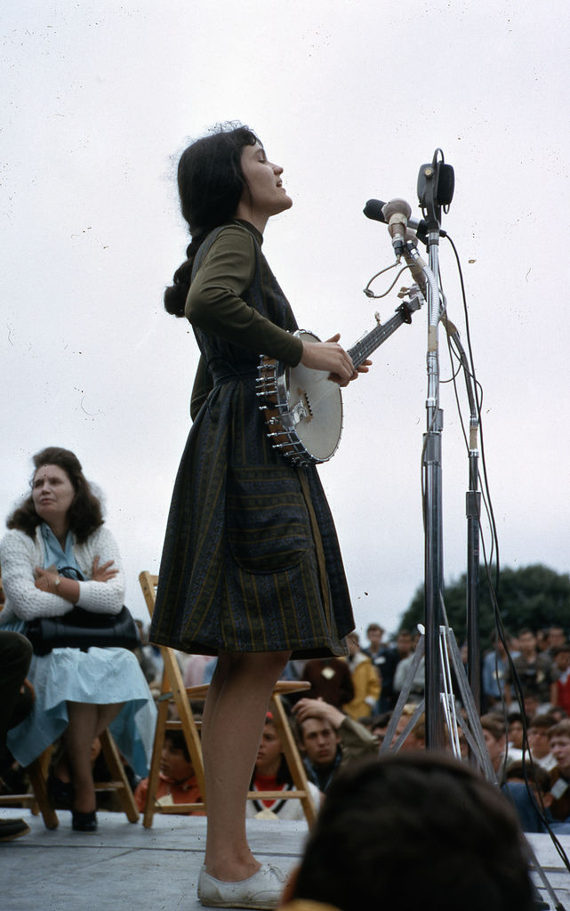 Photo of Hedy West: American musician