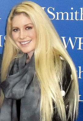 Photo of Heidi Montag: American reality television star